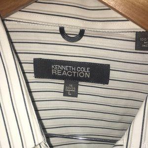 Men's Kenneth Cole dress shirt 16 34/35